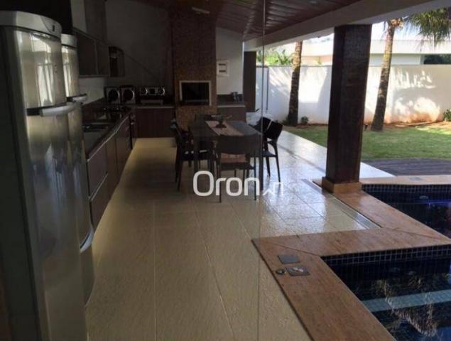 Sobrado à venda, 550 m² por R$ 5.898.000,00 - Alphaville Goiás - Goiânia/GO - Foto 10