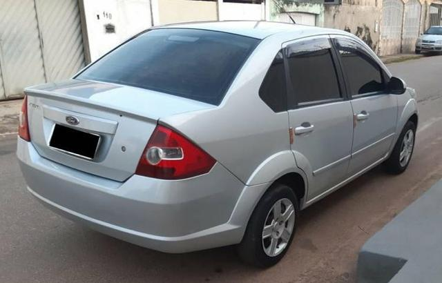 Fiesta 1.0 ano e modelo 2008 - Foto 2