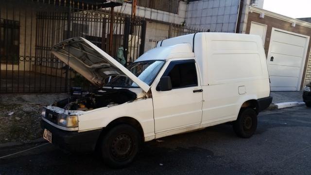 Fiorino 2001 motor fiasa 1.5 gasolina/gnv