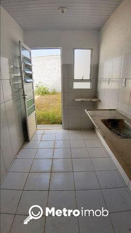 Casa no Condomínio Pássaros, com 2 quartos - CM