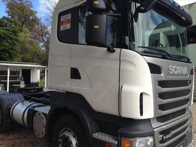 Scania 440 ano 2013 - Entr.+108xR$ 2.860,98