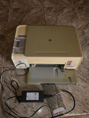 Impressora Hp Photosmart  - Foto 2