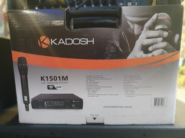 Microfone Kadosh K-1501M