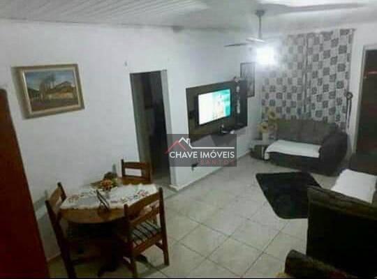 Casa popular com 2 dormitórios à venda, 92 m² por R$ 250.000 - Macuco - Santos/SP - Foto 5