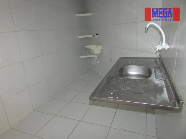 Apartamento com 2 quartos para alugar, próximo à Av. Jovita Feitosa - Foto 8