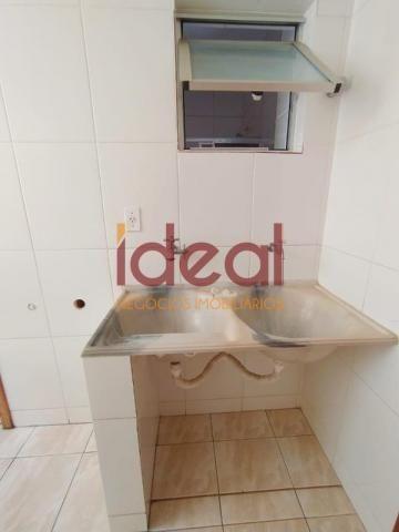 Apartamento para aluguel, 2 quartos, 1 vaga, Bairro De Fátima - Viçosa/MG - Foto 9