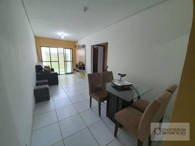 Apartamento a venda no Edf Azul Pitanga no Bairro Indianópolis - Foto 3