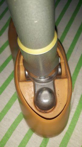 Pé articulado para prótese transtibial esquerdo calça 40.41 - Foto 2