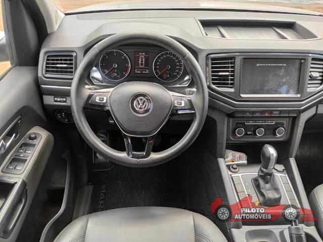 Volkswagen AMAROK Trendline CD 2.0 TDI 4X4 Dies Aut - Foto 8