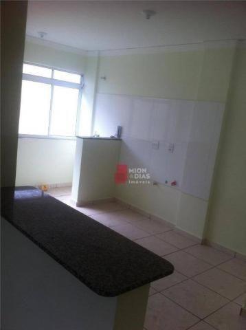 Apartamento à venda, 67 m² por R$ 260.000,00 - Tocantins - Toledo/PR - Foto 6
