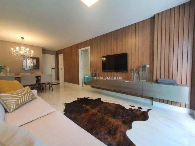 Apartamento com 3 dormitórios à venda, 106 m² por R$ 699.900 - Centro - Juiz de Fora/MG - Foto 3