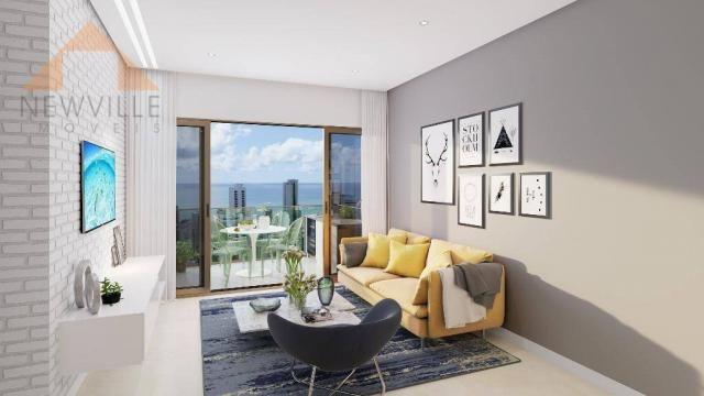 Apartamento com 3 quartos à venda, 108 m² por R$ 1.006.259 - Boa Viagem - Recife