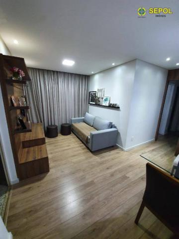 Apartamento com 3 dormitórios à venda por R$ 360.000,00 - Vila Carrão - São Paulo/SP - Foto 11