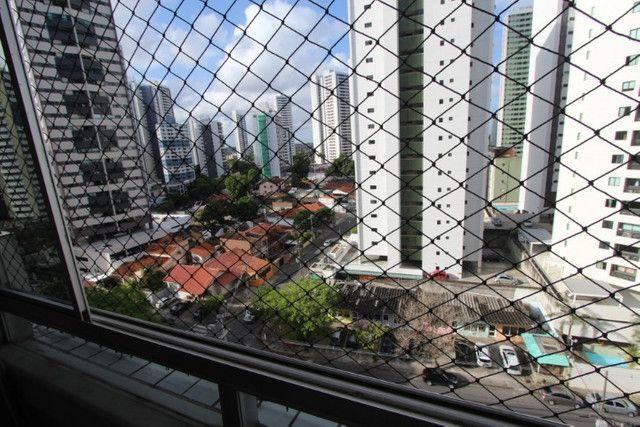 Apartamento Aflitos 3 quartos 96m2 1 vaga Recife - Foto 17