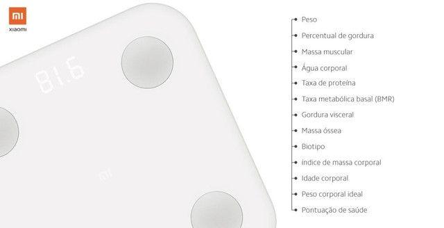 Balança inteligente Xiaomi - Foto 3