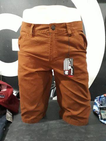 Bermudas jeans masculina - Foto 2