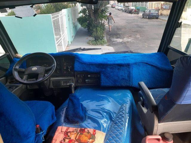 Vendo este ônibus e faço frete - Foto 4