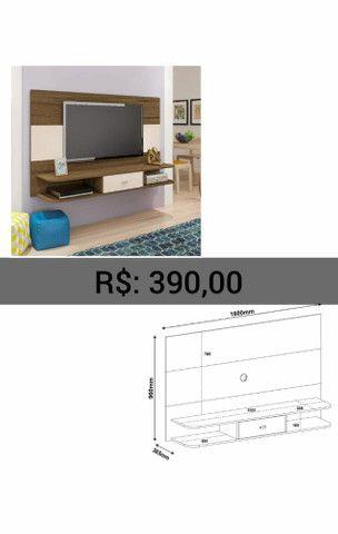 Painel para TV de 50 polegadas