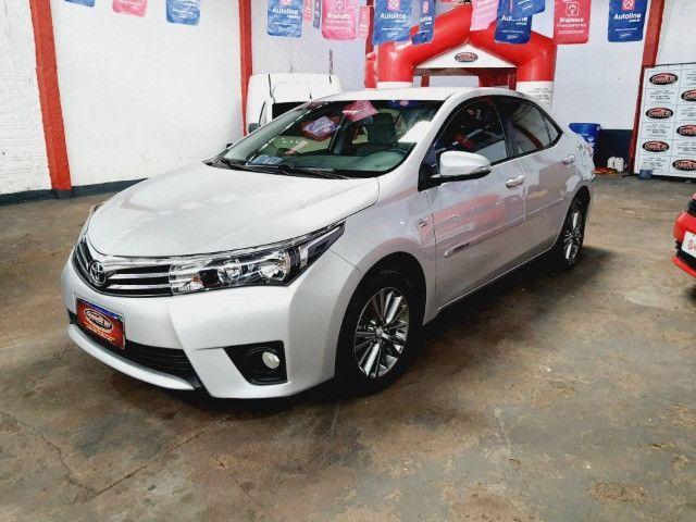Toyota corolla xei flex ano 2016 automatico r$34.900,00 - Foto 2