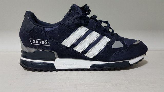 Tênis Adidas original ZX 750 N. 43 NOVO/Oportunidade - Foto 2