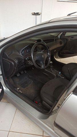 Peugeot 206 prata 2008 completo - Foto 7