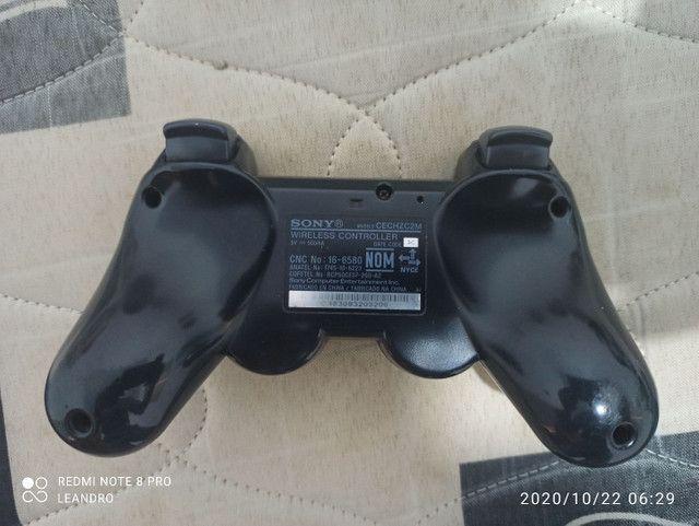 Controle PS3 ORIGINAL