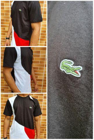 Camisas top de marca