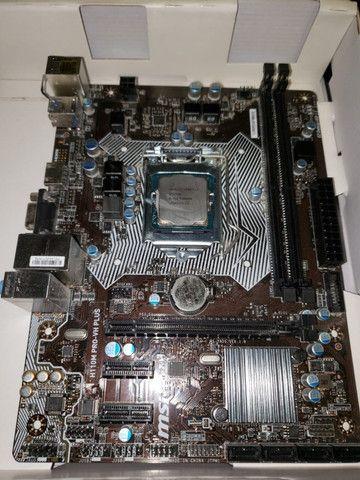 Placa mãe h110m pro-vh plus (socket 1151)