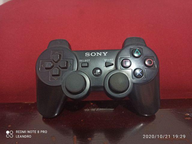 Controle PS3 ORIGINAL - Foto 2