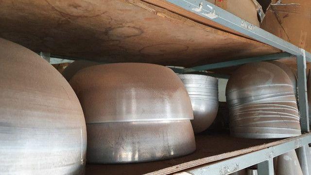 Queima de estoque! Vendem-se vários repuxos de alumínio para confecção de luminárias - Foto 5