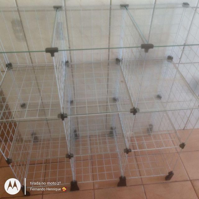 Vidrine de vidro  - Foto 3
