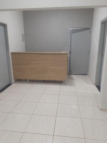 Salas para profissionais da saúde
