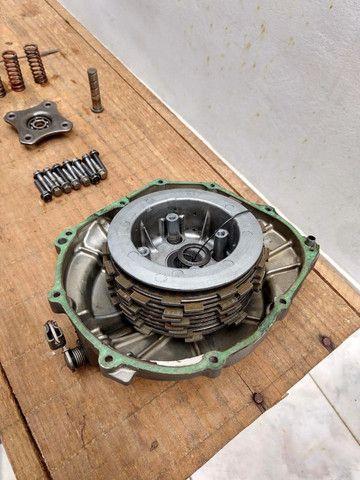 Peças de motor e cambio Hornet carburada 2007 - Leia o descritivo - Foto 13
