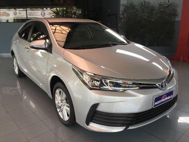 Toyota / Corolla Gli 1.8 Flex 16v Automático - 2017/18 - Foto 3