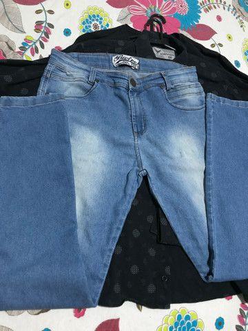 Calça jeans 42 em perfeito estado