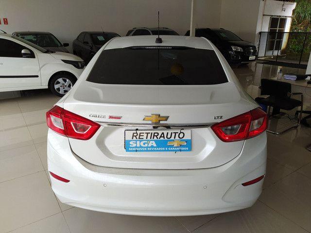Procurar Bruno Santana - Novo Cruze sedan ltz 1.4 turbo 4p flex 16/17 - novissimo - - Foto 4