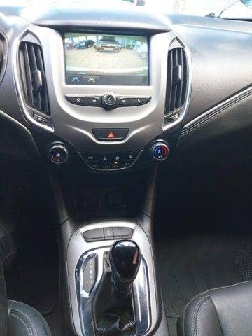 CRUZE 2017/2018 1.4 TURBO LT 16V FLEX 4P AUTOMÁTICO - Foto 10