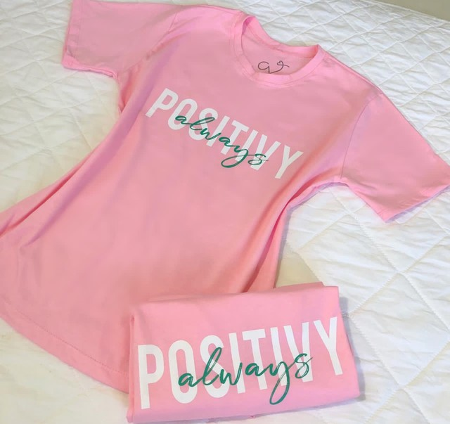 Blusas Femininas T-Shirt
