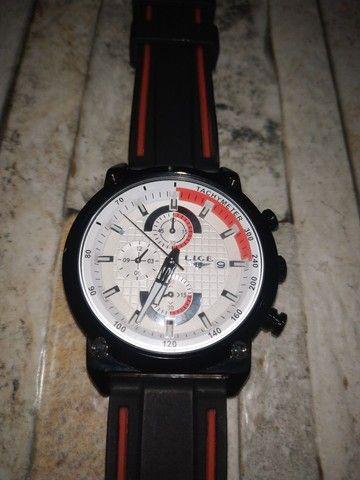 Relógio Lige cronografos funcionais - Foto 4