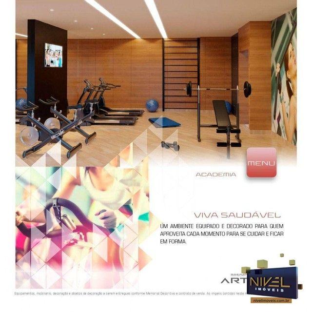 Apartamento com 3 dormitórios à venda, 82 m² por R$ 486.045 - Setor Leste Universitário -  - Foto 6