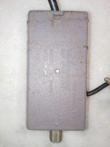 Adaptador RF Super Nintendo Original - Foto 4