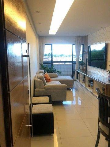 Apartamento para venda tem 90 metros quadrados com 3 quartos em Campo Grande - Recife - PE - Foto 5