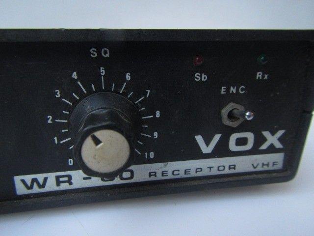Receptor VHF Vox WR-60 - Foto 2
