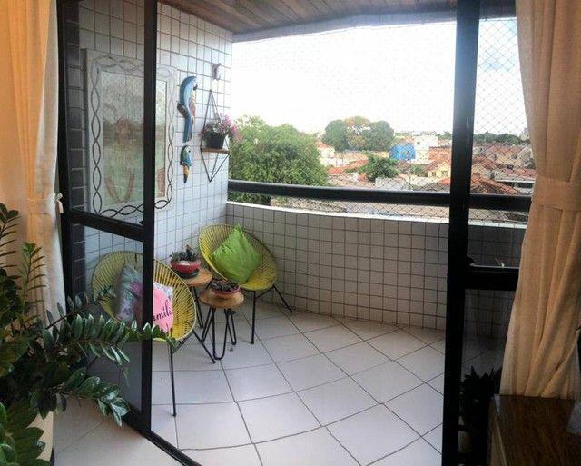 Apartamento para venda tem 90 metros quadrados com 3 quartos em Campo Grande - Recife - PE - Foto 4