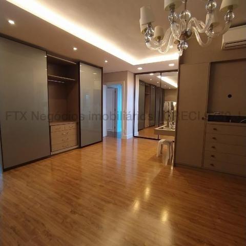 Apartamento à venda, 3 suítes, 5 vagas, Santa Fé - Campo Grande/MS - Foto 17