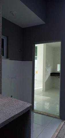 Casa com 3 dormitórios sendo 2 suítes à venda, 88 m² por R$ 219.000 - Timbu - Eusébio/CE - Foto 7
