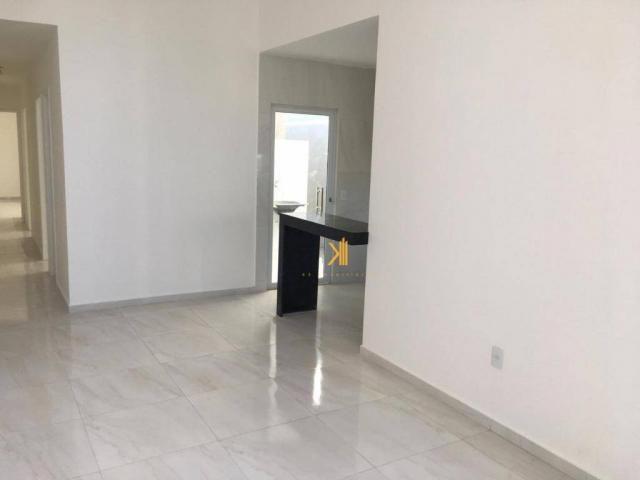 Casa Plana com 2 dormitórios sendo 1 suíte à venda, 63 m² por R$ 185.000 - Mangabeira - Eu - Foto 9