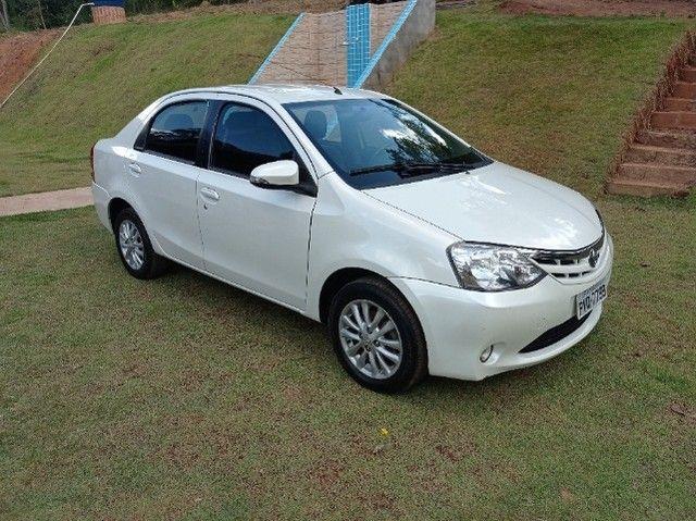 Etios Sedan XLS 1.5  - Foto 4