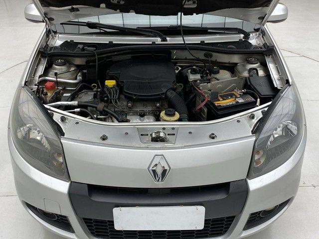 Renault SANDERO SANDERO Expression Hi-Flex 1.6 8V 5p - Foto 11