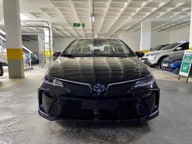 Toyota Corolla Altis Hybrid Blindado Teto Solar Okm Pronta Entrega